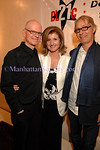 Edward Bennett, Arianna Huffington & Dusty Wright
