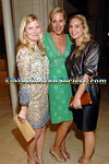 "NEW YORK-MAY15:Eugenie Niven, Courtney Moss, Amy Raiter Dwek attend The Associates Committee of The Society of Memorial Sloan-Kettering Cancer Center's Spring Party: ""Safari at Sunset"" Sponsored by Ports 1961 on Thursday, May 15 2008 at Gustavino's, 409 East 59th Street, New York City, NY. (Photo Credit: ©Manhattan Society.com 2008 by Christopher London)"