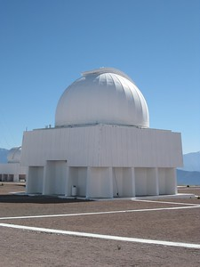 Tololo Observatory - Kimberly Collins