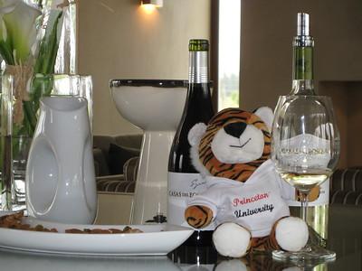 Patricio wine tasting - Kimberly Collins