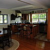 Jamestown Sunday 8-24-08<br /> <br /> Dining room and kitchen from the front door