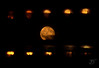 Phases of an August Moonrise<br /> <br /> Total elapsed time: 5 minutes