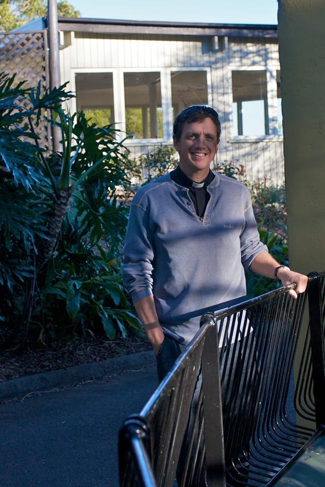 John at Taronga Zoo on the day after Thomas' and Mary's wedding.