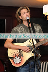 NEW YORK-OCTOBER 24: Bronson Arroyo. Live Performance by Cincinnati Reds Pitching Superstar, BRONSON ARROYO at Country Club, 248 West 14th Street, Between 7th & 8th Avenue, New York City on Friday, October 24, 2008 (Photo Credit: Gregory Partanio/ManhattanSociety.com)