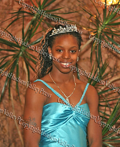 Glenn Hines Boys & Girls Club Youth of the Year, Ms. Dotrine Jacobs poses for a picture during the club's 1st Dinner Dance held at Anthony's Pier Nine in New Windsor on Friday, October 3, 2008.