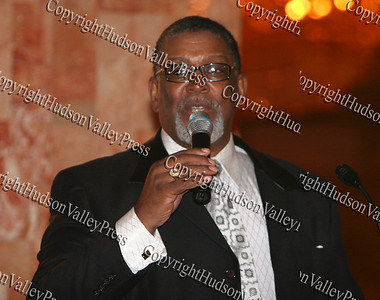Chief Professional Officer Rev. Nelson McAllister at the Glenn Hines Boys & Girls Club 1st Dinner Dance held at Anthony's Pier Nine in New Windsor on Friday, October 3, 2008.