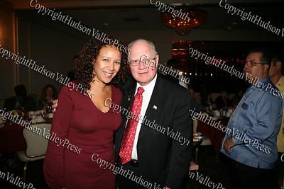 Lourdes Zapata- Perez and Sen William Larkin
