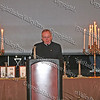 Fr. Kevin Mackin offers the opening prayer for the Greater Hudson Valley Family Health Center's 9th Annual Pillars of the Community Gala held at Anthony's Pier 9 on Saturday, November 8, 2008.
