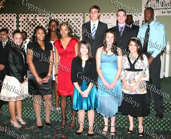 The 10th Annual Tuskegee Airmen Tuition Assistance Dinner, was held on February 2, 2008, at Anthony's Pier 9 in New Windsor, New York.