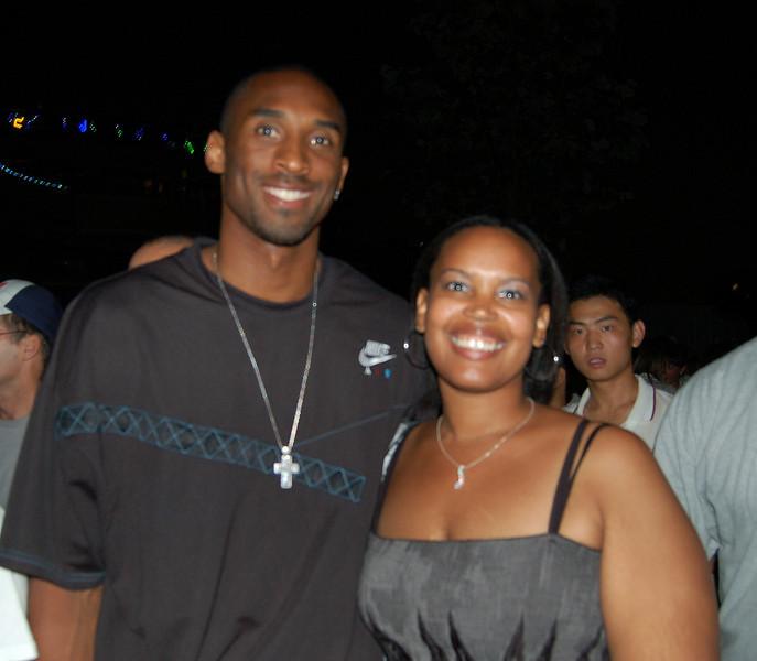 Sherry   Kobe Bryant!