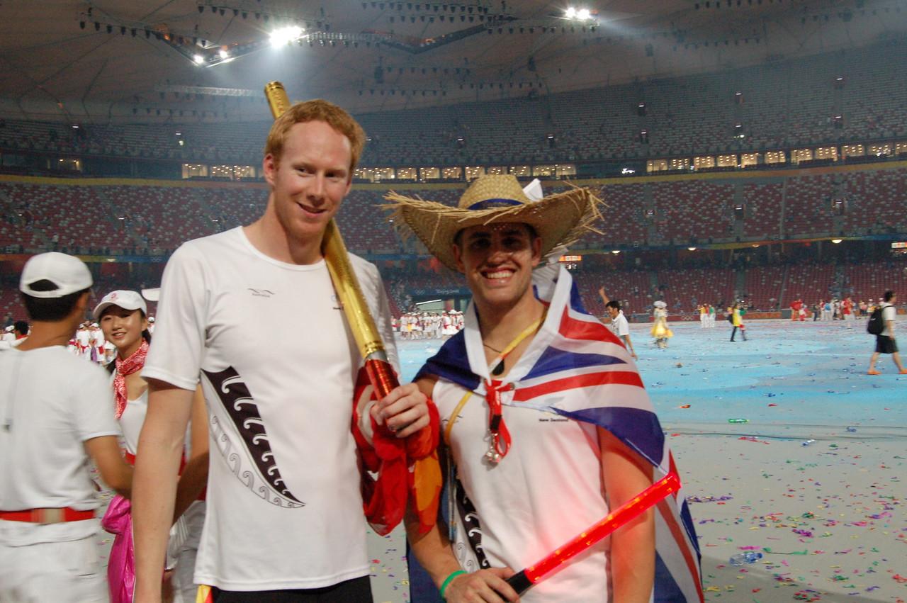 New Zealand Olympians