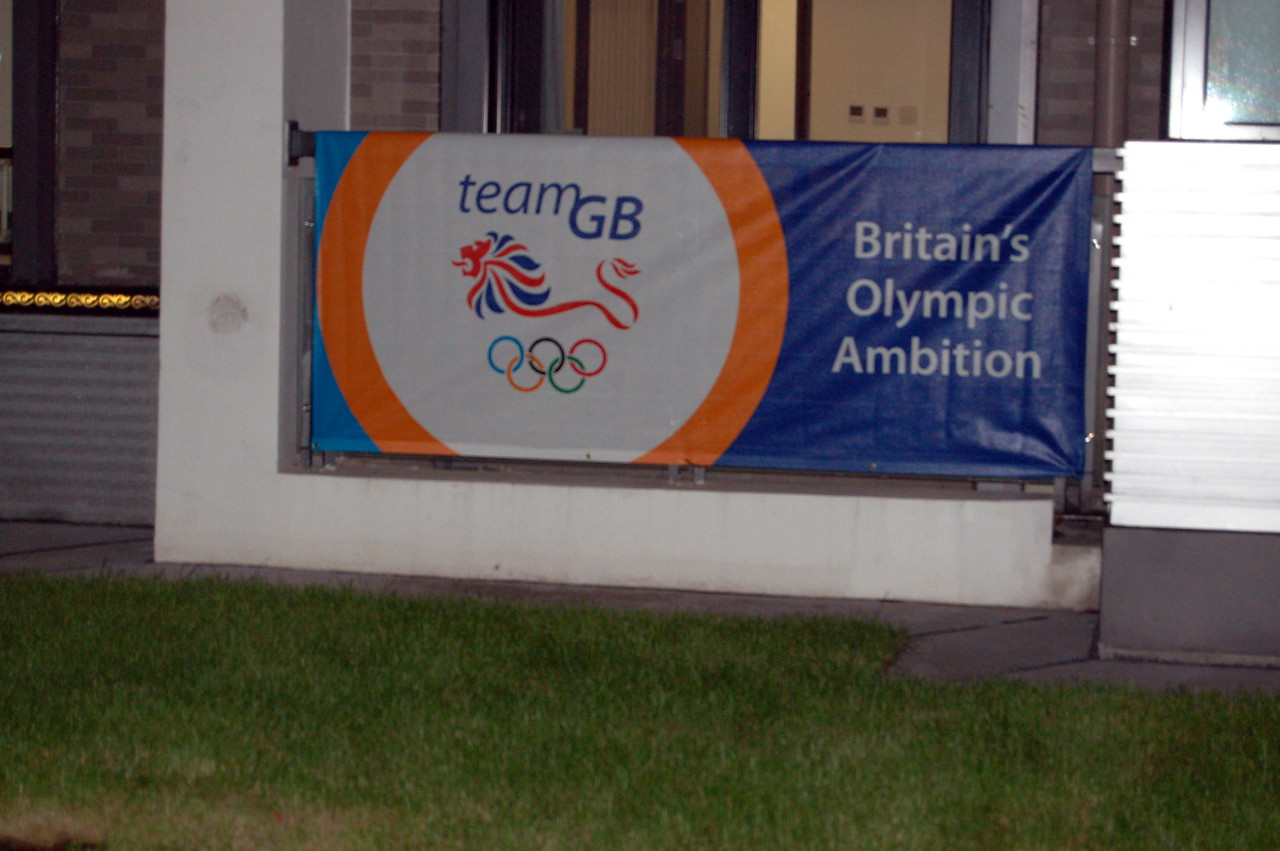 Team GB flag