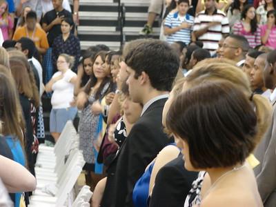 Ben's Creekview Graduation