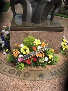 Memorial at Omaha Beach - Lydia Osborne