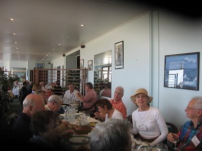 Lunch at Omaha Beach - Lydia Osborne