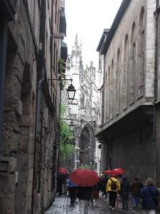 Street in Rouen - Lydia Osborne