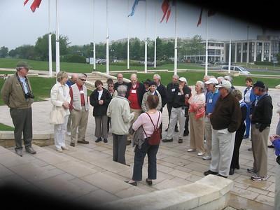 Caen Memorial Museum - Lydia Osborne