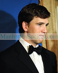 NY Giants Quarterback, Superbowl MVP & BigsNYC Achievement in Sports Award recipient Eli Manning