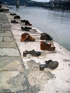 Shoes on Danube - Livia McCarthy