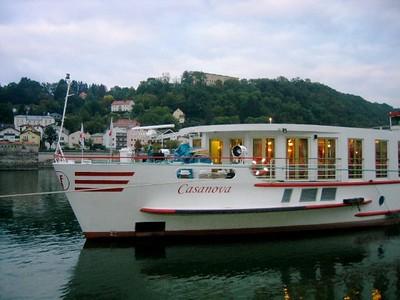Casanova in Passau - Livia McCarthy