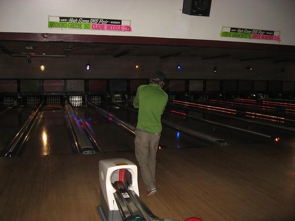Jason bowling