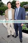 Brian Lym, Scot Medbury (President Brooklyn Botanic Garden)