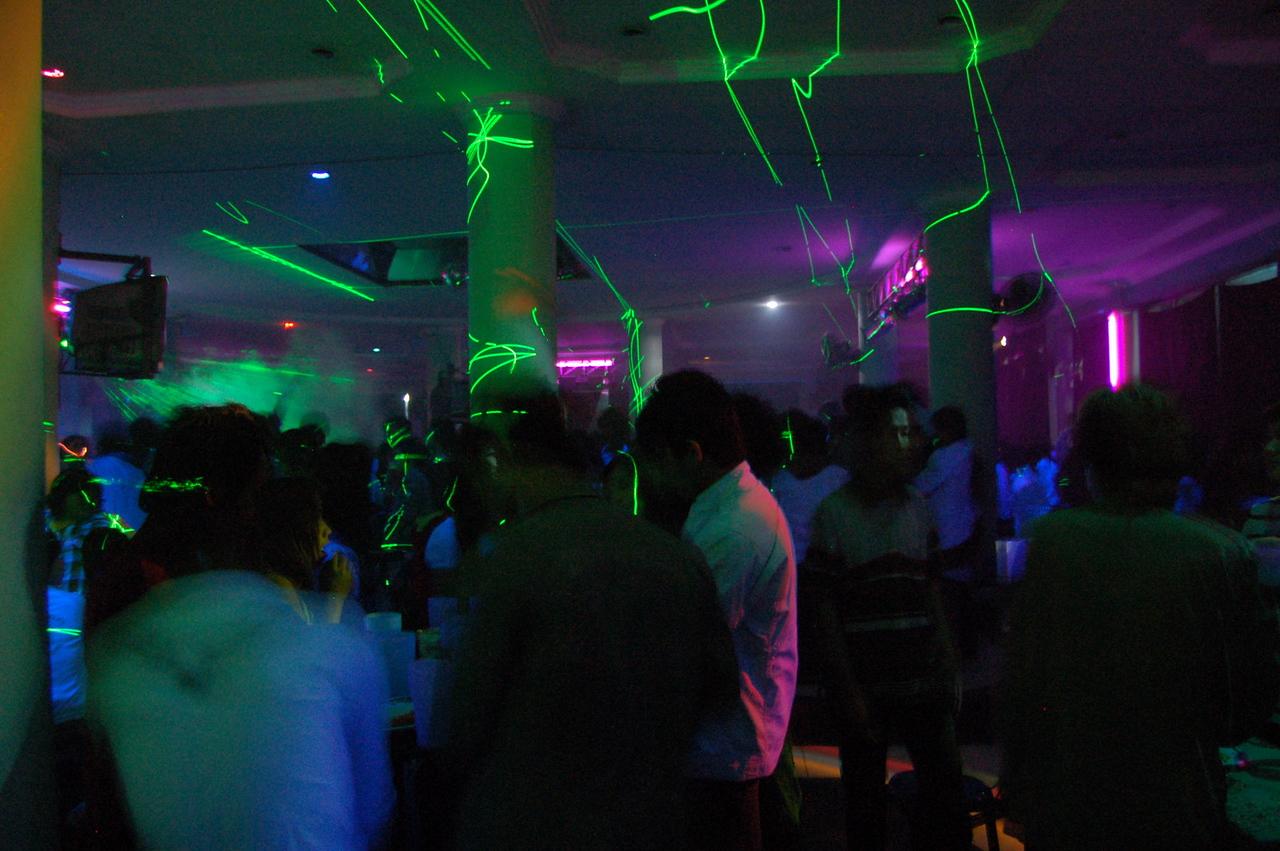 Clubbing in Burma 1