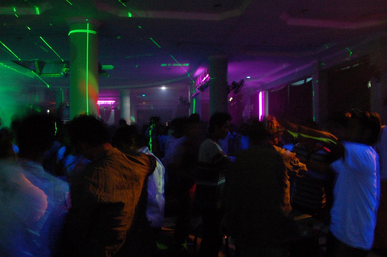Clubbing in Burma 2
