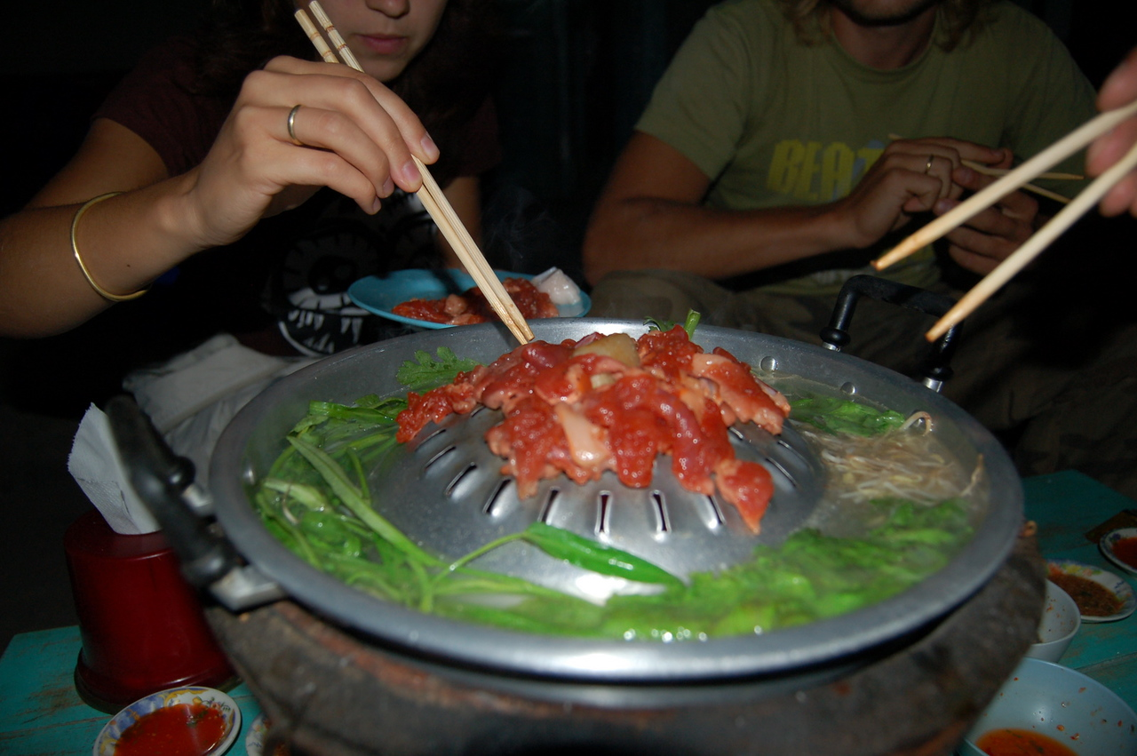 Cooking up some hotpot