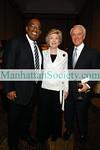 Al Roker with Susan and Richard Grausman