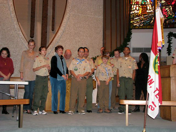 2008 Court of Honor