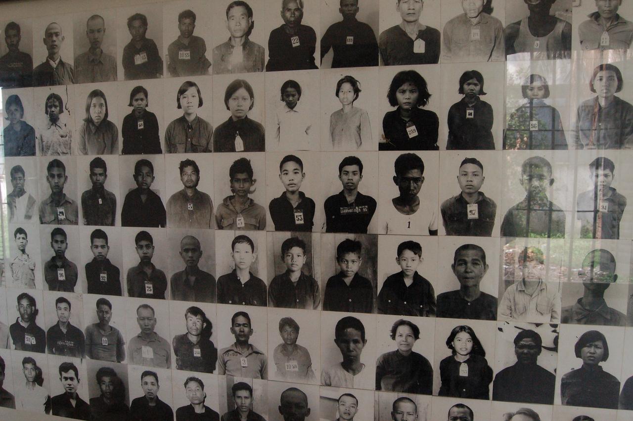 S21 prisoners