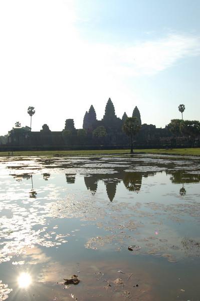 Angkor Wat: reflections