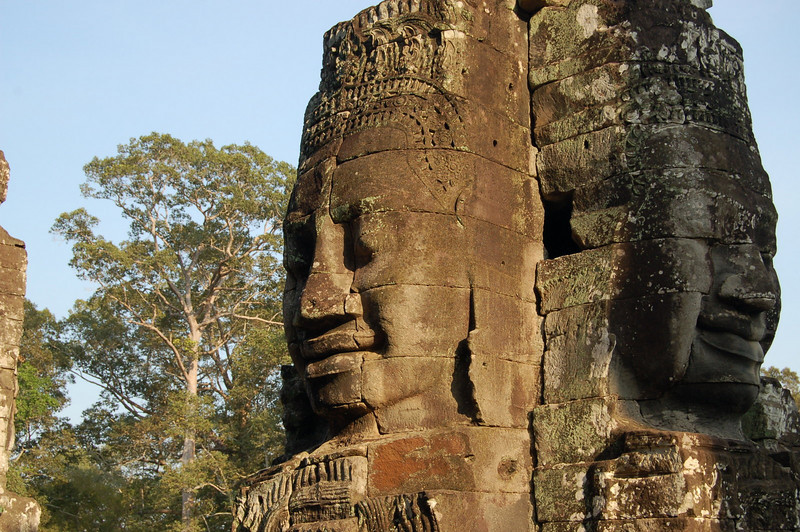 Back at Bayon