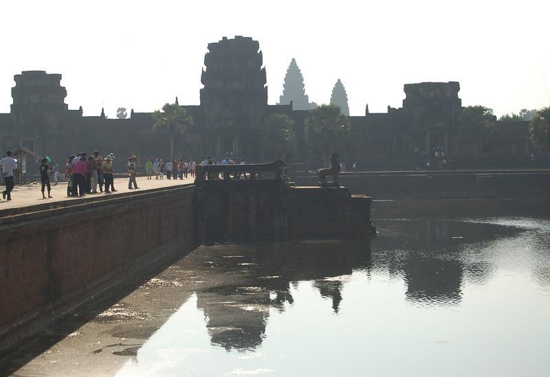 Angkor Wat: early