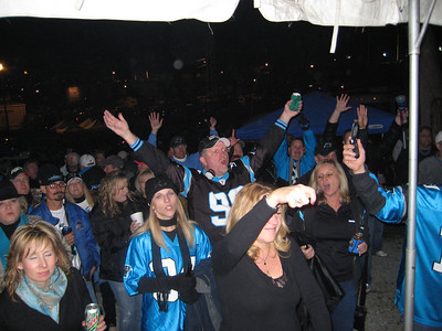 Cardinals @ Panthers Divisional Playoffs January 10th. 2009