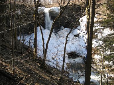 Carpenter and Angel Falls