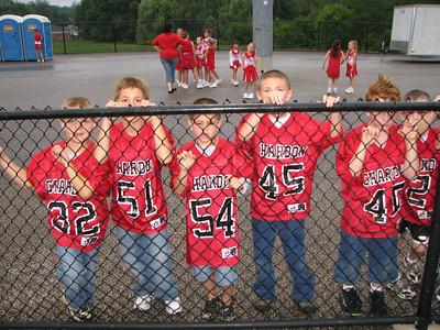 Chardon Youth Football Night Pre-game Fun 9-5-08