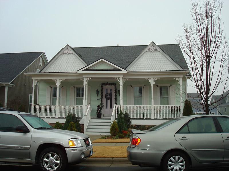 Roz's house