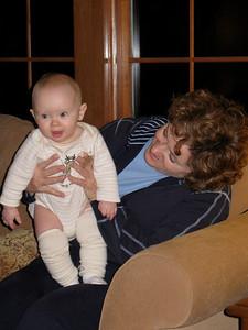 Flora and Aunt Sarah