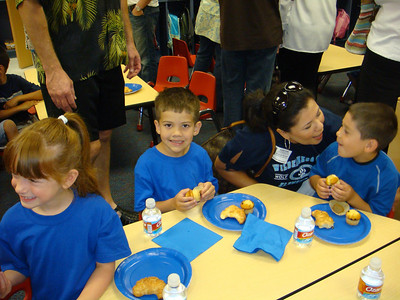 Christopher's Kindergarden Celebration