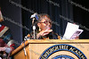 Marge Bell was the mc during The 15th annual Martin Luther King, Jr Community-Wide Celebration's annual program at Newburgh Free Academy.
