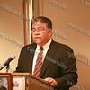 Guest speaker Nelson Eddy Rivera