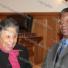 Lorraine Roberts, chairman of the Black History Committee, presented its 12th lecture at the Dutchess County Courthouse in Poughkeepsie on April 12, 2008.