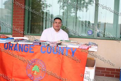 Carlos Montalvo of Orange County Health Dept