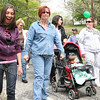 Young and old alike came out to support Habitat for Humanity of Greater Newburgh's annual walk