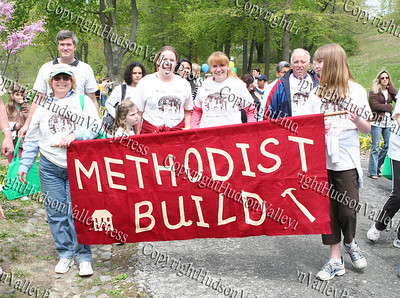 Methodist Build walkers