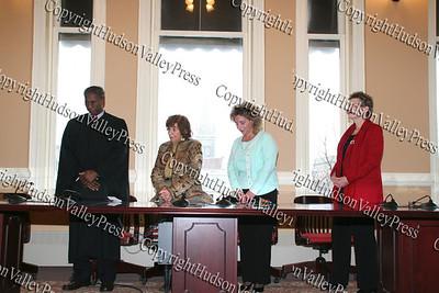 Judge B Harold Ramsey Regina Angelo Christine Bello Jean Ann McGrane