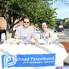 David DesLauriers and Annette Marzan of Planned Parenthood of the Mid-Hudson Valley - TASA & GOALS.