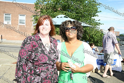 Orange County Safe Homes Executive Director Michelle McKeon and Youth Advocate Programs (YAP) Orange County Director Rhonda Green.